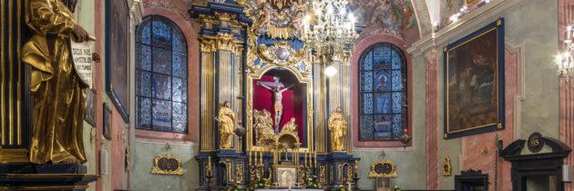 Rekolekcje Wielkopostne w kościele św. Barbary
