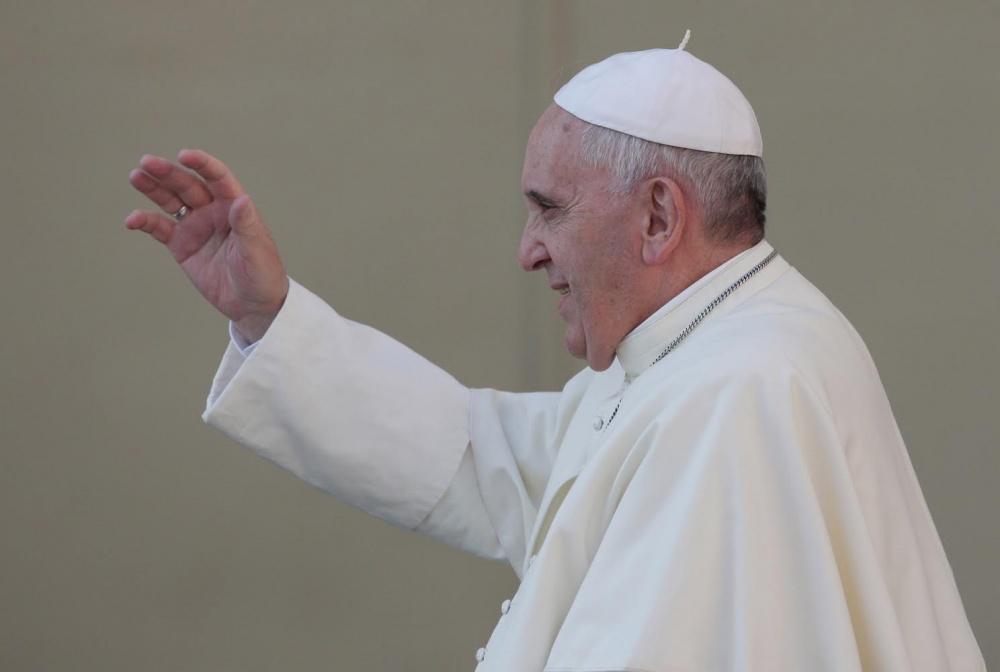 Apel papieża Franciszka owspólną modlitwę wintencji powstrzymania pandemii