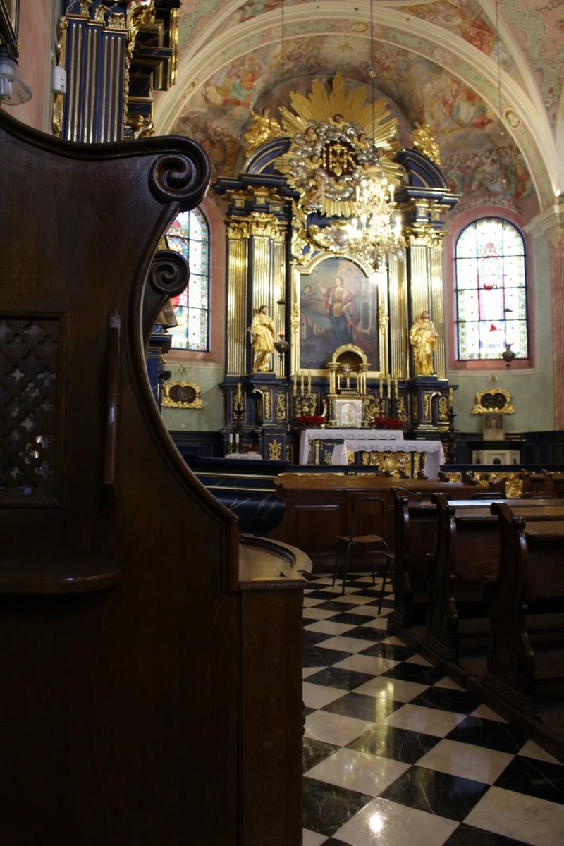 Msza św. w intencji mężczyzn – czwartek, 21 IV