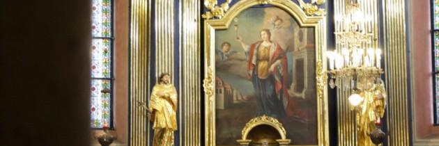 Modlitwa do św. Barbary