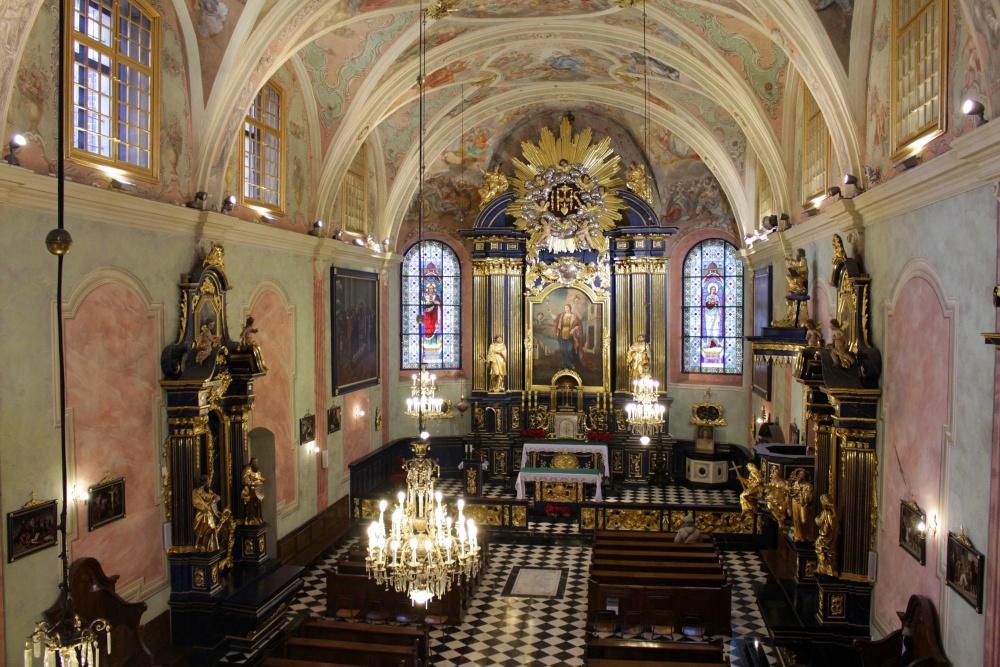 Program słowno-muzyczny w kościele św. Barbary – 30 IV 2017