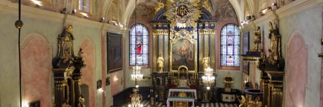Wielki Tydzień w kościele św. Barbary