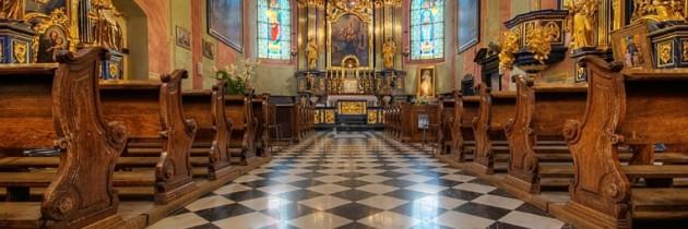 Msza św. w intencji mężczyzn – 14 IX 2017, godz. 20.00