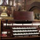 Muzyka Organowa w Bazylice NSPJ – szczegóły na plakacie