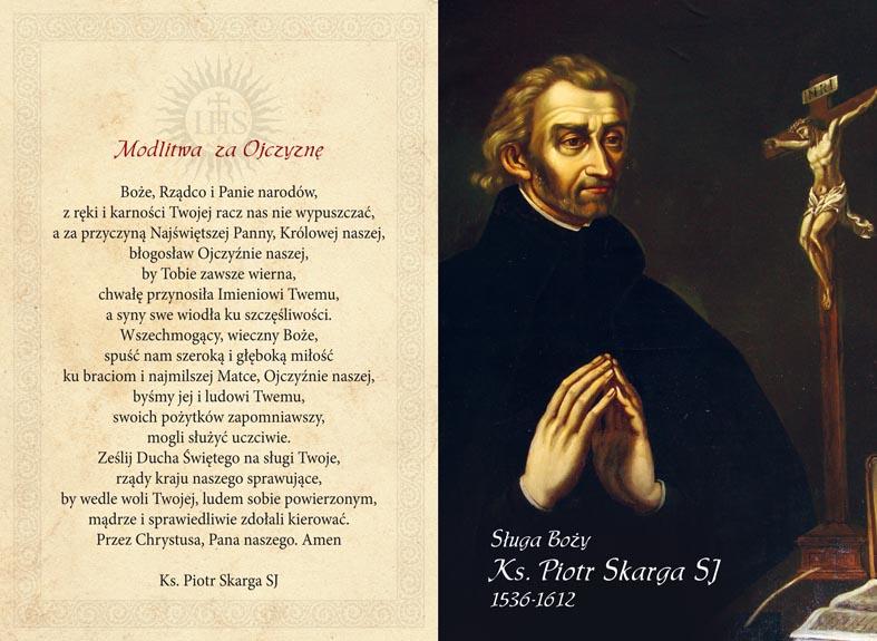 404. rocznica śmierci ks. Piotra Skargi