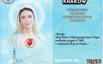 XXVII Męski różaniec Kraków