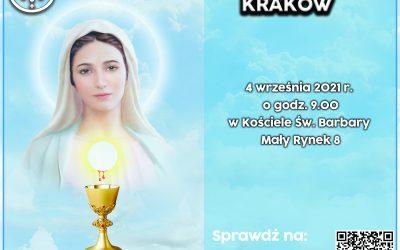 XXVIII Męski różaniec Kraków